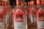 OPERASI PENYAKIT MASYARAKAT : Ratusan Botol Miras Disita, 12 Pedagang Tersangka