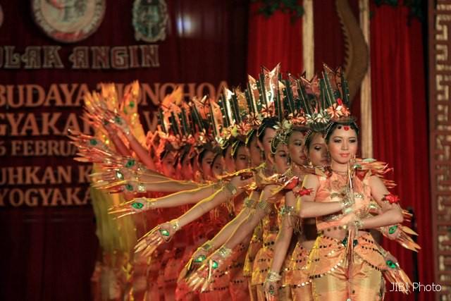 Pekan Budaya Tionghoa Yogyakarta VIII-2012 di ketandan, Jogja. (JIBI/Harian Jogja/Desi Suryanto)