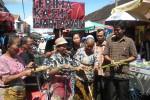 HARI PERS NASIONAL: Pedagang Pasar Dilibatkan Peringati Hari Pers