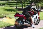 Wow!, Sepeda MOTOR Pakai Komponen JET Tempur