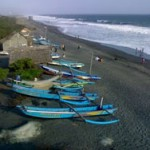 TPR OBJEK WISATA : Pantai Kuwaru Penyumbang PAD Terendah di Bantul