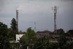 Pakualaman Kaget Ada Menara Telekomunikasi di Trotoar Samping Puro Pakualaman