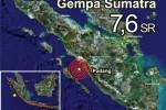GEMPA SUMBAR: Sumatera Barat Berisiko Dilanda Gempa Besar