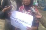 Pro SBY tanyakan bayaran (foto detikcom)