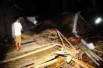 BENCANA PONOROGO : 2 Rumah Rusak akibat Longsor dan Angin Ribut