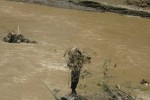 Sungai Grompol, Masaran, Sragen (Tri Rahayu/JIBI/SOLOPOS)