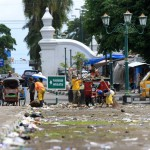 Pasar Malam Sekaten Hasilkan 130 Ton Sampah