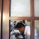 Ujian di salah satu sekolah di Jogja (JIBI/Harian Jogja/Dok)