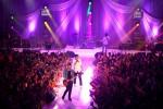KONSER MUSIK : Gelar Konser di E-Plaza, Ungu Tak Nyatakan Bubar