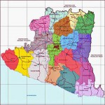 Peta Gunungkidul ilustrasi