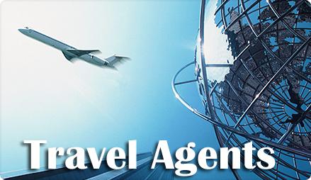 Ilustrasi travel agent (globaltraveler.com)