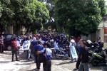 HARI BURUH: Ratusan Buruh Datangi  DPRD Boyolali