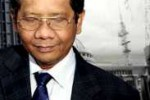 BACHTIAR CHAMSYAH: Ini Alasan Mahfud MD Ikut Sambut Bachtiar Chamsyah