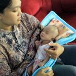 Teguh Butuh Rp100 Juta untuk Selamatkan Putrinya