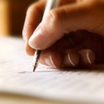 Ilustrasi belajar menulis buku (Istimewa)