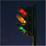 Banyak Reklame Liar di Bantul Halangi Lampu Lalu Lintas