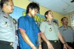 PERAMPOKAN MOTOR: Terlibat Perampokan, Residivis Dibekuk Polisi