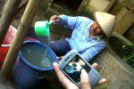 GEMPA TEKTONIK Membuat Air Sumur Warga Sapen Keruh