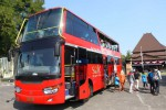 WISATA SOLO : Pemkot Tambah Bus Tingkat Werkudara