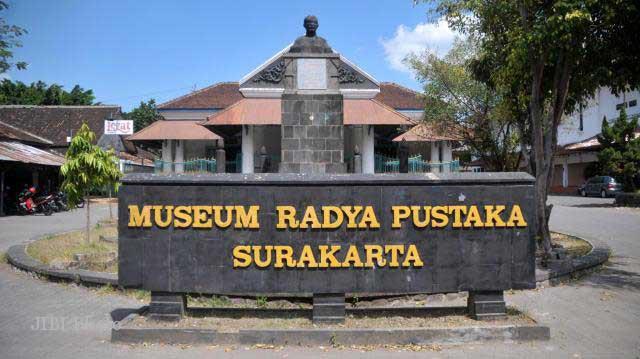 Museum Radya Pustaka (JIBI/Solopos/Dok)