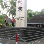 Monumen Stasiun Radio Perhubungan (PHB) People Cooperation-PC-2 Playen, Gunungkidul. (JIBI/Harian Jogja/Bhekti Suryani)