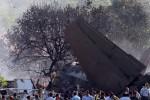 KECELAKAAN PESAWAT : Kecelakaan Pesawat Militer Tewaskan 103 Orang di Aljazair