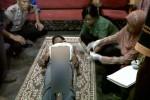 GANTUNG DIRI: Diduga Stres, Warga Karangnongko Gantung Diri