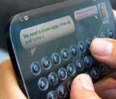 Handphone masa depan (Dailymail)