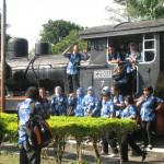 WISATA SEJARAH: Stasiun KA Ambarawa, Legenda Transportasi Jawa