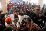 LEBARAN 2014 : Penjualan Dini Tiket KA Lebaran Tak Laku