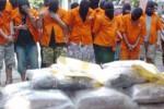OPERASI NILA JAYA: Polda Metro Musnahkan Narkoba Senilai Rp1,1 Triliun