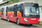 BUS GANDENG Produk PT Inka Masih Kalah Bersaing dari Bus Produksi China yang Lebih Murah