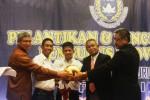 LIGA JK: Djohar Arifin Luncurkan Liga JK di Makassar