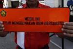 BBM: Agustus, Kendaraan Plat Merah Dilarang Pakai BBM