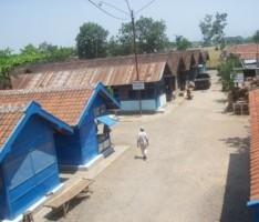 Pasar Nglangon, Sragen (Ponco Suseno//JIBI/Solopos)