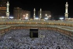 Masjidil Haram Mekah, Saudi Arabia (JIBI/Solopos/Antara/Dok)