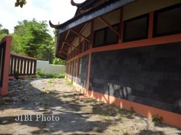Gedung Tertutup TBS (Ika Yuniati/JIBI)