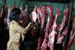 SIDAK: Petugas Temukan Daging Sapi Betina di Kartasura