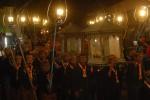 KIRAB TING 2014 : Ratusan Lentera Sambut Malam Selikuran