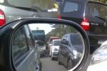 Ilustrasi kemacetan arus lalu lintas dari dari depan Terminal Tingkir hingga Pasar Kembangsari, Salataiga. (R. Bambang Aris Sasangka/JIBI/Solopos)