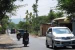Ruas jalur alternatif  Kecamatan Simo-Karanggede terpantau lancar, Senin (20/8/2012).  (Farida Trisnaningtyas/JIBI/SOLOPOS)