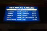 Tiket KA Arus Balik dari Semarang Habis
