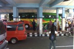 Suasana Terminal Boyolali pada H=5 Lebaran, Jumat (24/8/2012). (JIBI/SOLOPOS/Farida Trisnaningtyas)