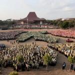 UANG KULIAH TUNGGAL : Mahasiswa UGM Menuntut Dilibatkan Dalam Perumusan Nominal UKT