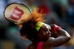 Serena Williams (Getty Images/Al Bello)