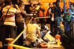 MALAM PITULASAN SOLO TERKOYAK (II): Tembakan Bak Suara Petasan