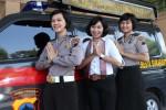 Polri Rekrut Lebih Banyak Wanita Polisi