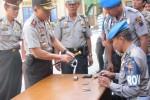 Surat Izin Kedaluwarsa, Belasan Senpi Polisi Klaten Ditarik