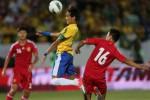 Brazil Bombardir China 8-0