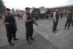 Ilustrasi pengamanan oleh polisi bersenjata api. (JIBI/Solopos/Dok.)
